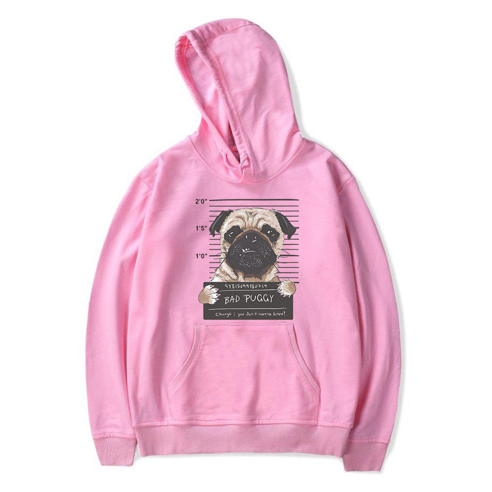 Trendy 2018 New Cartoon Dog Hoodie