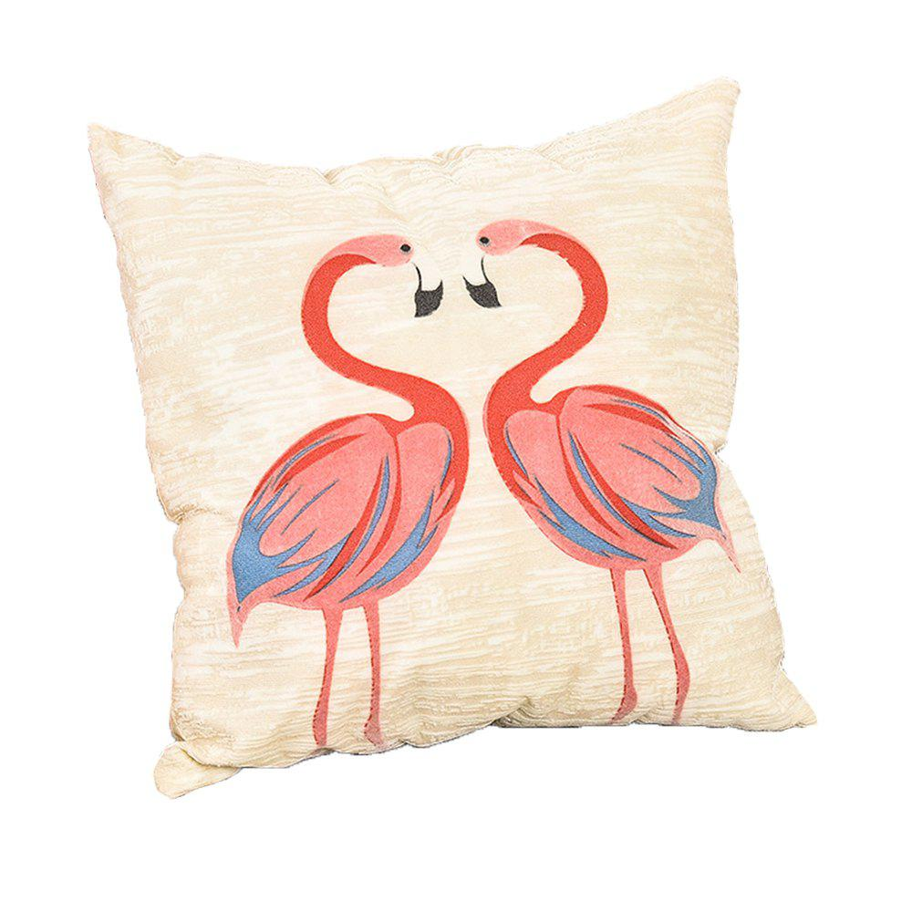 Buy Pastoral Birds Pattern Cushions Cover Pillowcase