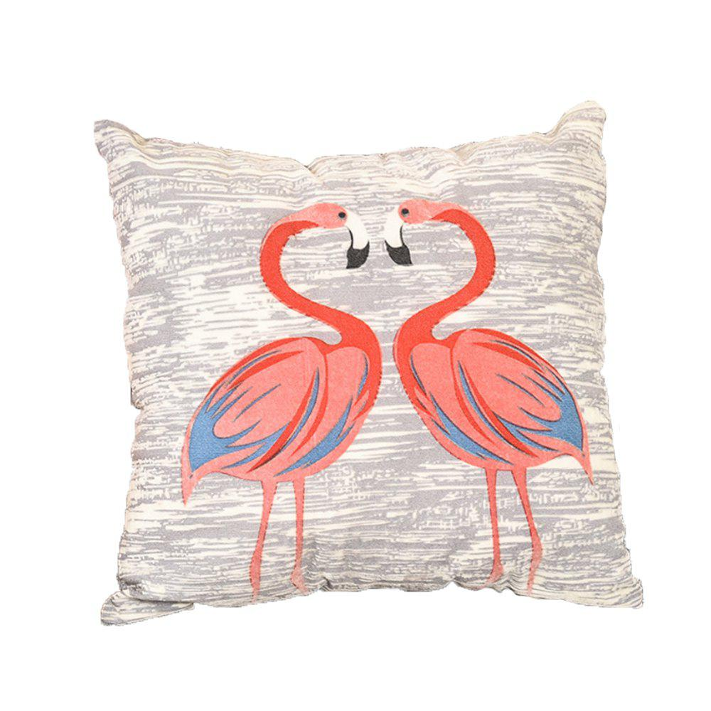 Outfit Pastoral Birds Pattern Cushions Cover Pillowcase