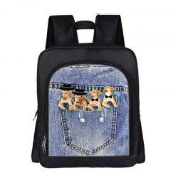 Cheap Qualtiy Boys Girls Backpack Kids School Bag -