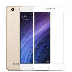 Screen Protectors for Xiaomi Redmi 4A Full Coverage Protective Film Tempered Glass -