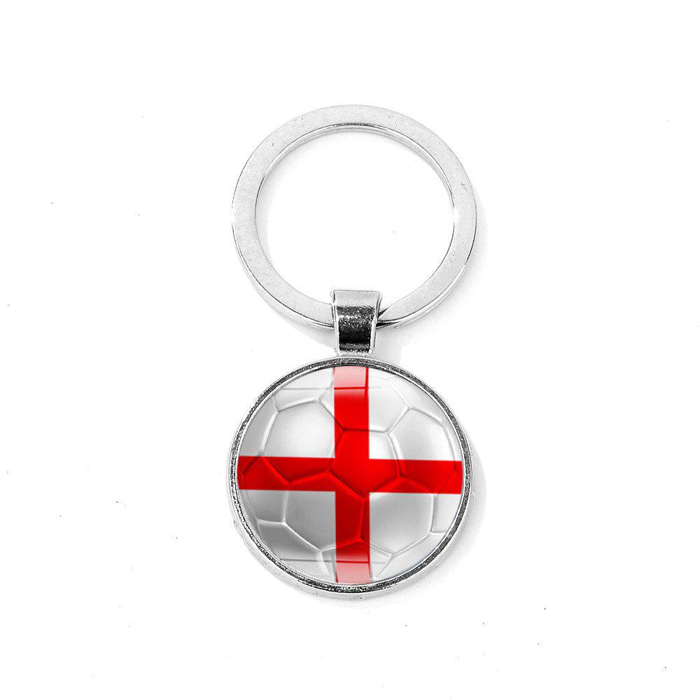 Best Flag Football Portable Key Chain