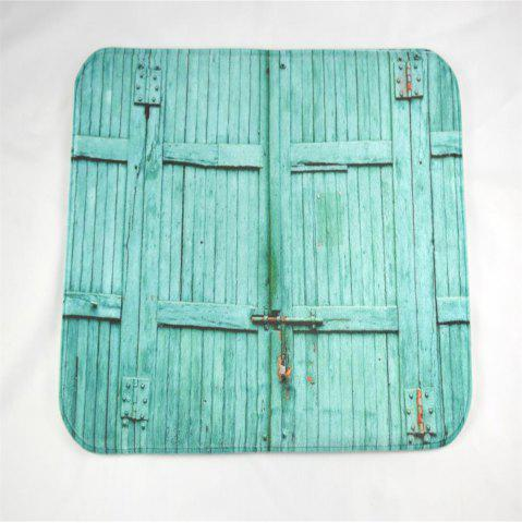 Shop The Blue Wooden Door Super Soft Non-Slip Bath Door Mat Machine Washable