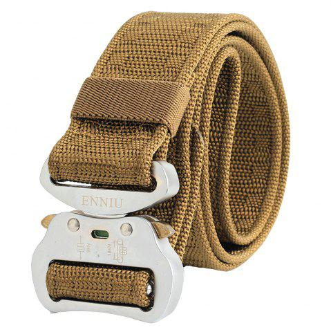 Affordable ENNIU Multi-Function Alloy Buckle Durable Tactical Military Belt