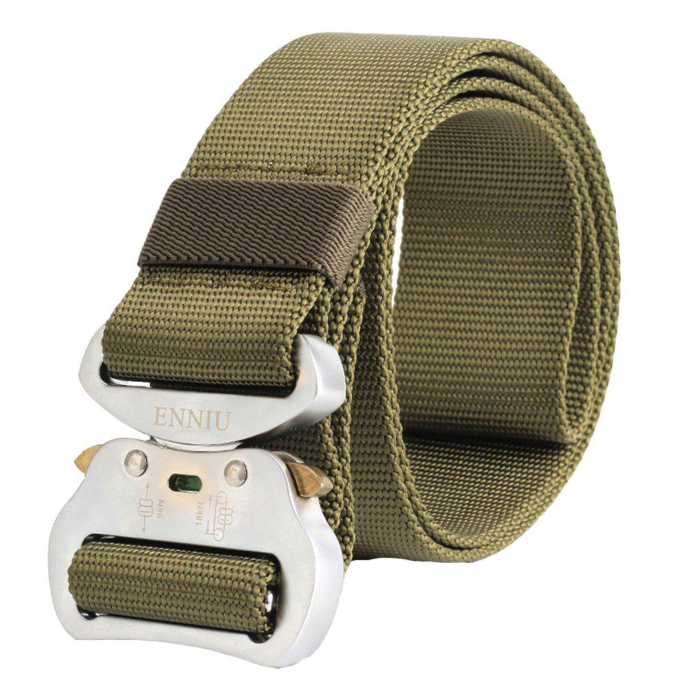 Outfits ENNIU Adjustable Nylon Durable Weaving Tactical Military Belt