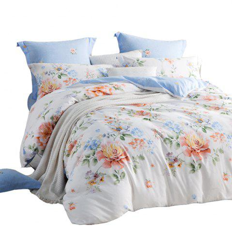 Sale LOVO Pastoral Color Four Pieces of 1.8 Meter Bedding Sets