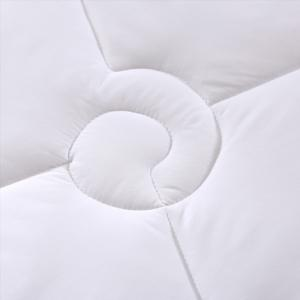 LOVO Home Textile High Quality Wool Filling Comforter Fleece Quilts -