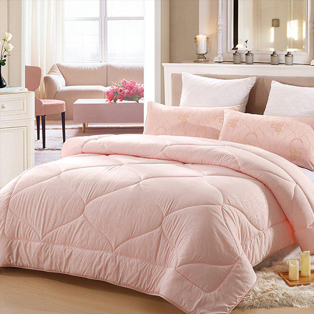 New LOVO Home Textile Skin-friendly Quilt 100% Polyester Fiber Filling Comforter