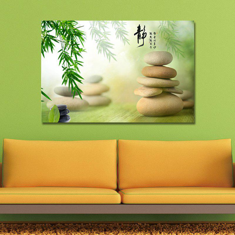 New 1-8 (6) Bamboo Cobblestone Print Art