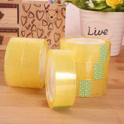 DIHE Office Stationery Lucency Seal Packaging Tape -