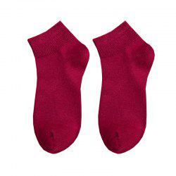 Candy Colored Ladies Short Socks -