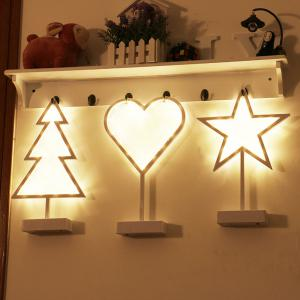 LED Star Creative Shape Decorative Light -