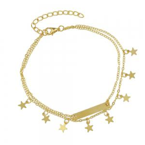Summer Star Charm Anklets Beach Barefoot Sandals -