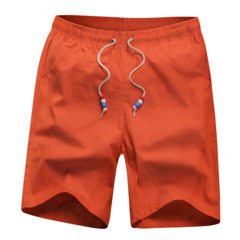Trendy Men's Leisure Sports Shorts