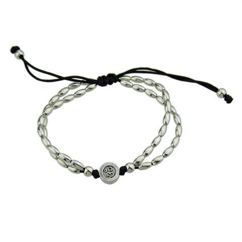 Fashion Ethnic Jewelry Round Shape Adjustable Anklets