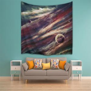 Space Planet 3D Printing Home Wall Hanging Tapestry for Decoration -