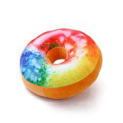 Super Soft Creative Donut Shape Chocolate Pillow Cushion -
