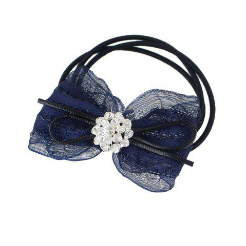 Fashion Colorful Lace Bowknot Decoration Headbands