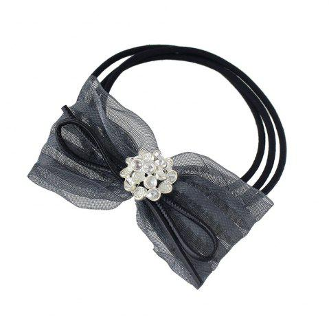 Latest Colorful Lace Bowknot Decoration Headbands