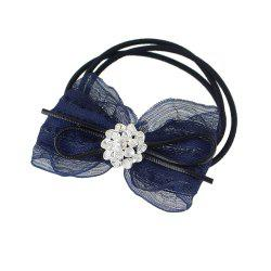 Colorful Lace Bowknot Decoration Headbands -