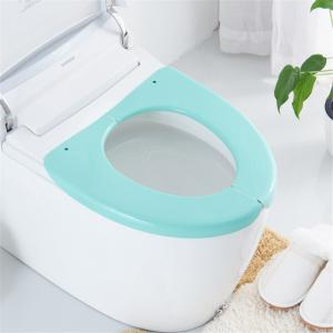 Convenient Collapsible Toilet Seat Cover -
