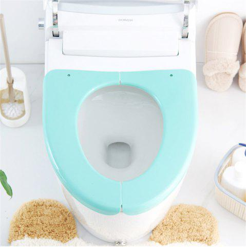 Latest Convenient Collapsible Toilet Seat Cover