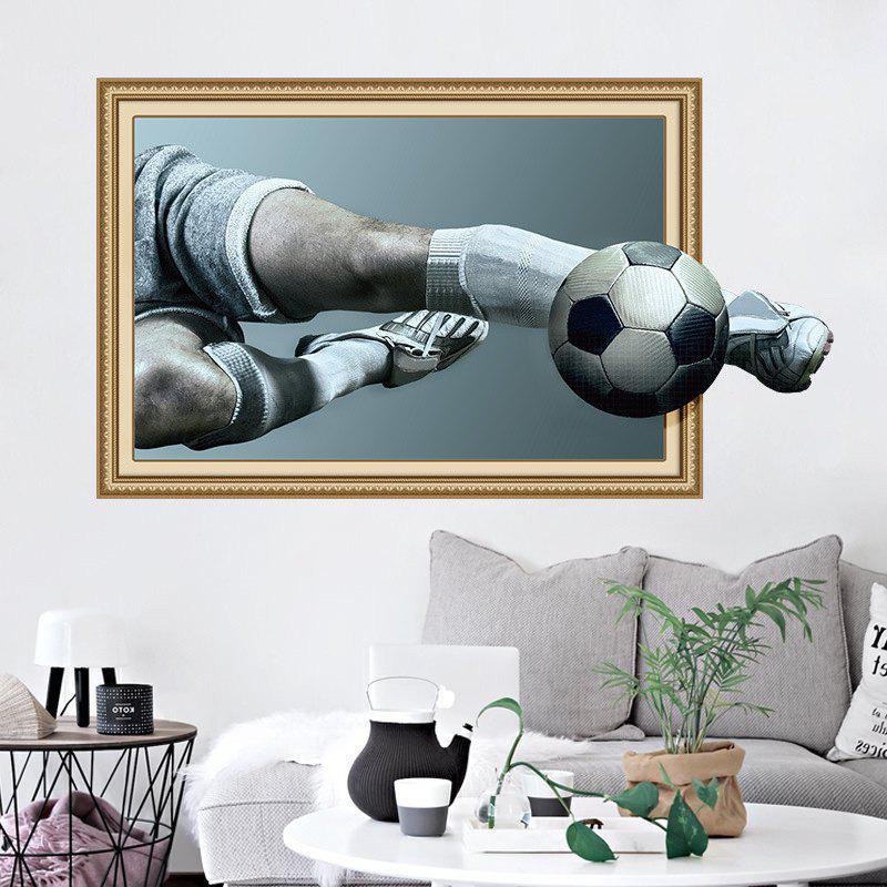 Multi A 3d Creative Pvc Wall Stickers Home Decor Mural Art Removable