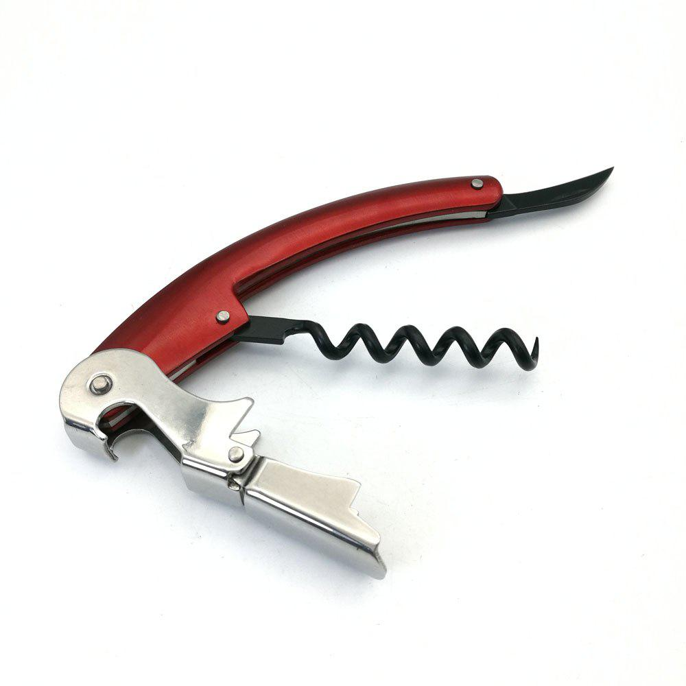 Outfits Stainless Steel Bottle Opener Corkscrew