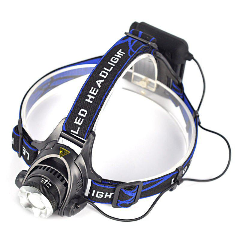 Store Cree XM - L T6 1000lm 3 - Mode AA Battery LED Headlamp