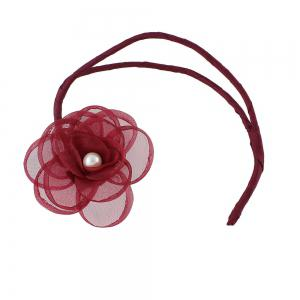 Lovely Colorful Lace Flower Hairbands Hairwear -
