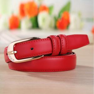 Fashion Casual Leather Wild Trend Ladies Belt -
