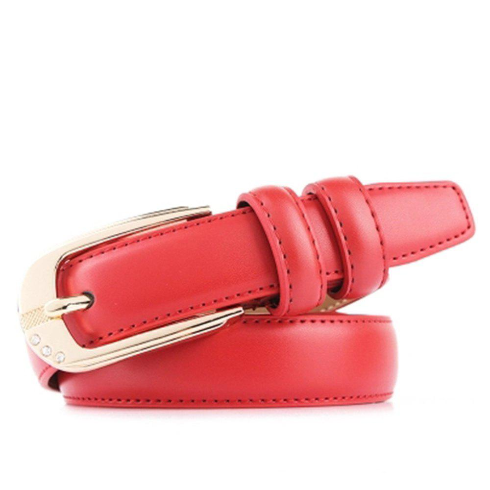 Trendy Fashion Casual Leather Wild Trend Ladies Belt
