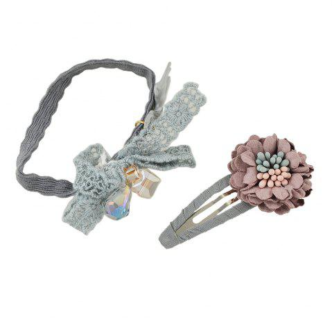 New Elastic Rope With Flower Shape Hairwear