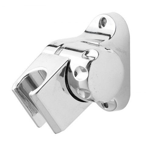 Unique Adjustable Rotating Bathroom Shower Head Hand Holder Wall Mounted Bracket