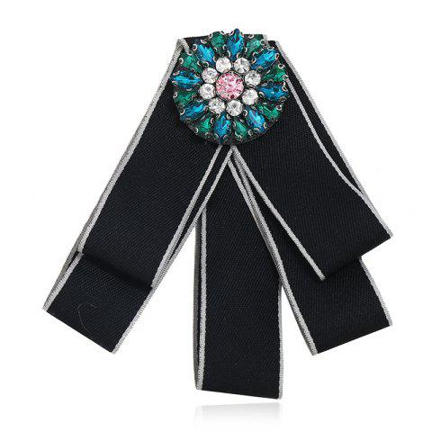 Hot Fashion Brooches Pins Collar Flower And Bow Tie College Women