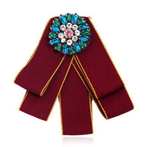 Discount Fashion Brooches Pins Collar Flower And Bow Tie College Women