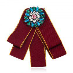 Fashion Brooches Pins Collar Flower And Bow Tie College Women -