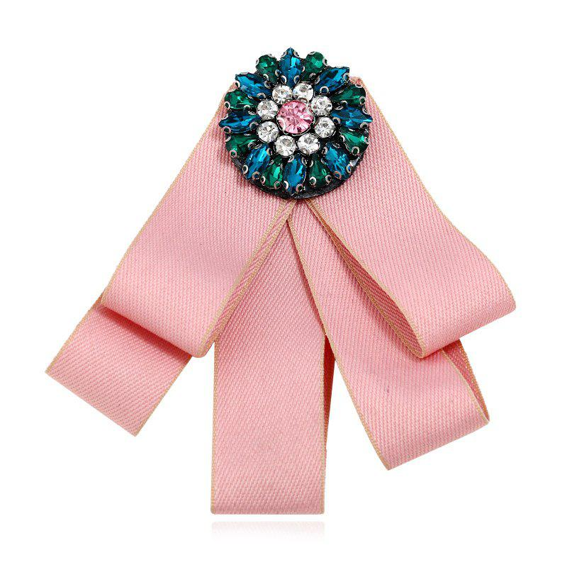 Shops Fashion Brooches Pins Collar Flower And Bow Tie College Women