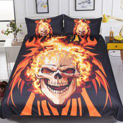 Angry Style  Bedding Duvet Cover Set Digital Print 3pcs -