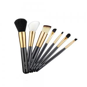 7pcs Make Up Brushes Box Collection -