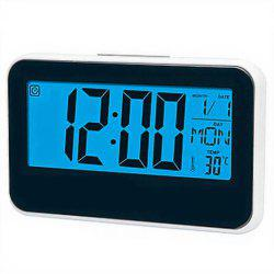 Temperature Digital Display Alarm Clock -