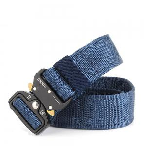 ENNIU Adjustable Multi-function Nylon Tactical Military Weavin Belt -