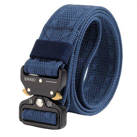 Best ENNIU Adjustable Multi-function Nylon Tactical Military Weavin Belt