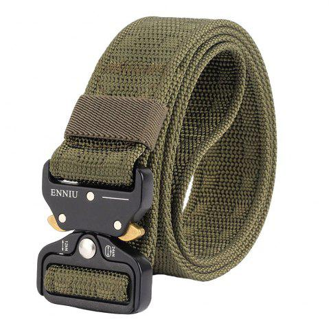 Outfit ENNIU Adjustable Multi-function Nylon Tactical Military Weavin Belt