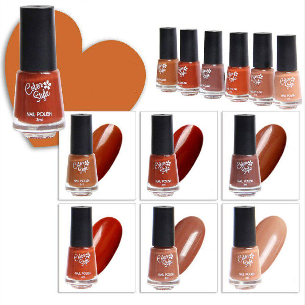 Shops Sexy New Color Chart Soak Off Nail Gel Polish 6pcs