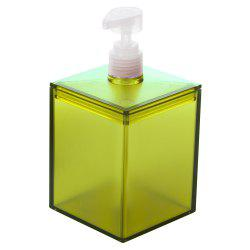 Bathroom Bath Liquid Storage Bottle -