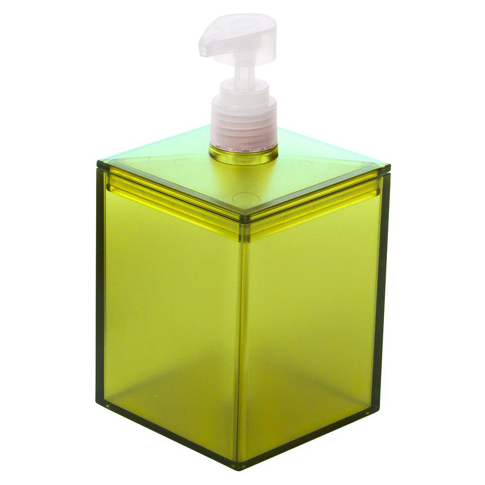 Fashion Bathroom Bath Liquid Storage Bottle