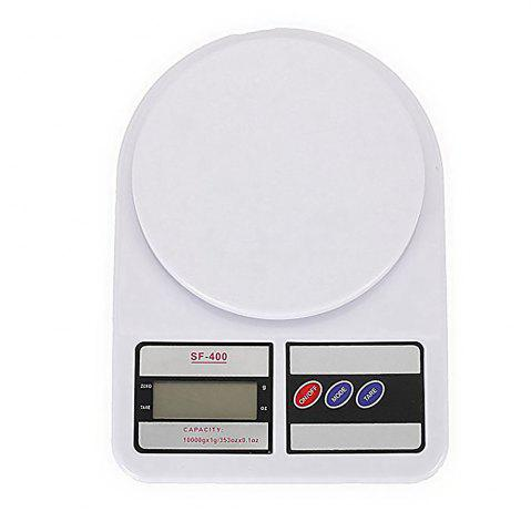 High Precision LCD Display Digital Kitchen Electronic Scale