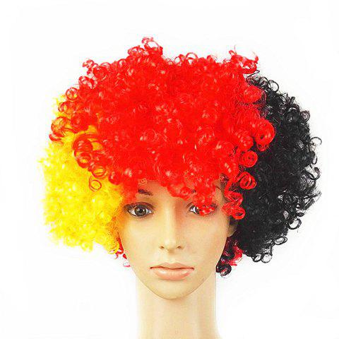 Latest Fans Union Flags and Wigs Explode with Party Supplies