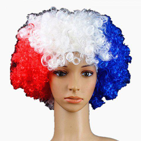 Outfits Fans Union Flags and Wigs Explode with Party Supplies